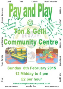 Pay and Play 08 Feb 2015
