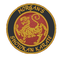 Neil Morgan Karate Logo